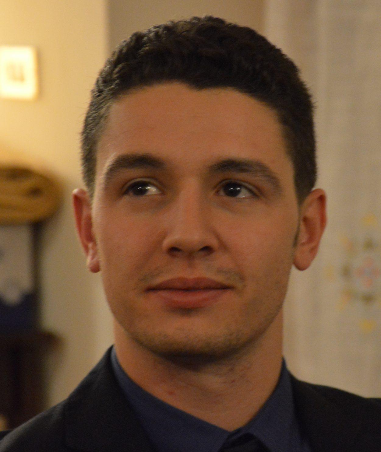 Filippo M. Sposini