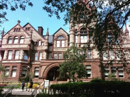 Victoria College, University of Toronto