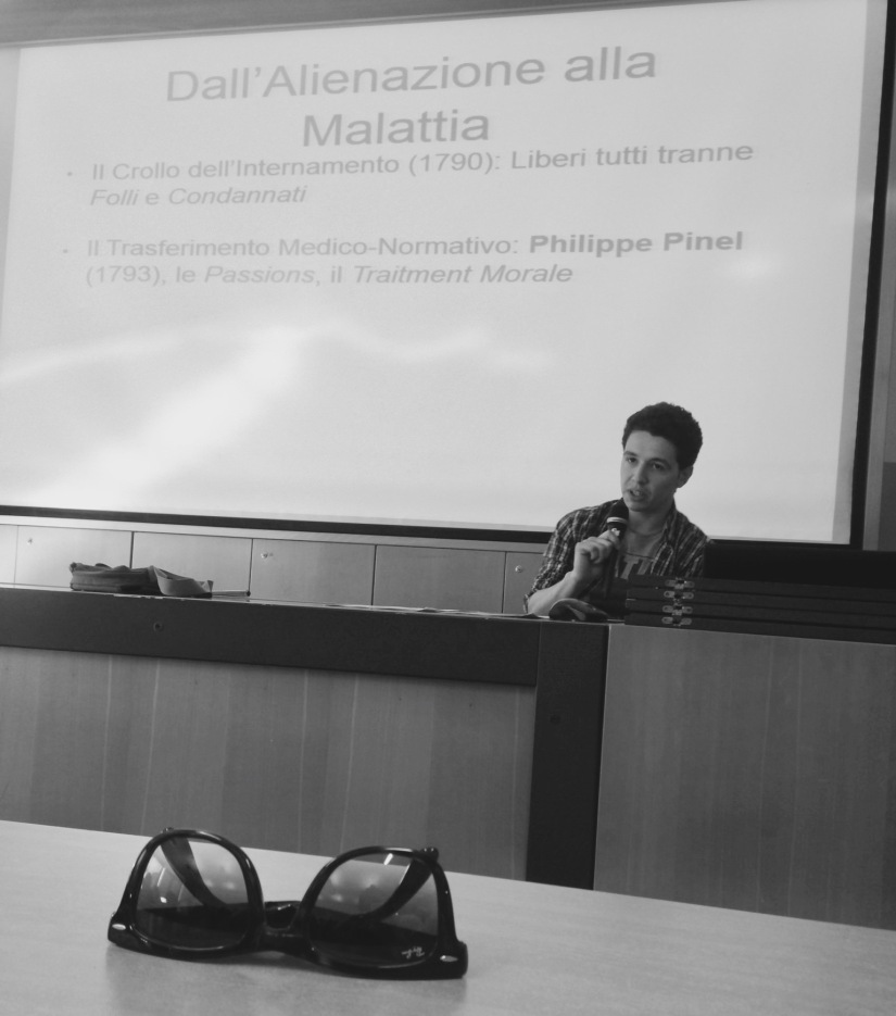 Lecture on Normality and Psychology – Faculty of Psychology, University of Padua (May 2016)