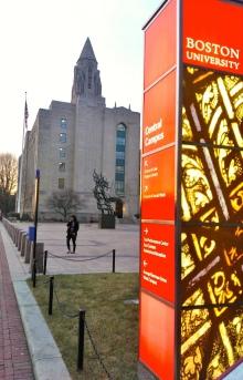 Boston University 2014